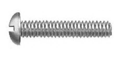 parafuso rosca máquina com cabeça redonda 3/16 x1.3/4  nac
