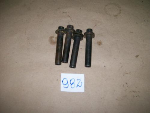 parafusos do cabeçote motor honda cg titan 150 (usados)