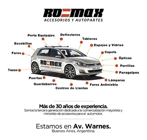 paragolpe completo vw gol trend voyage 2013 2014 2015 2016