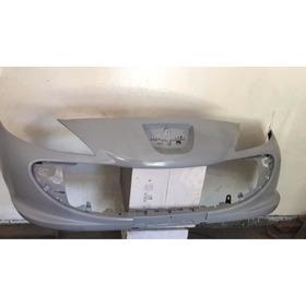Paragolpe Delantero Peugeot 207 Original Nuevo Sin Agujero