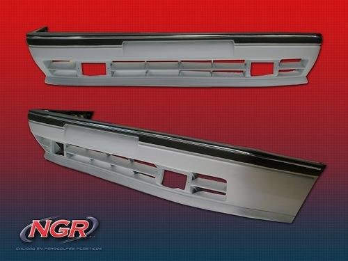 paragolpe renault  21 modelo 92- delantero