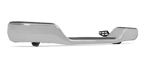 paragolpe trasero hilux 1993 al 2010 con bajada cromado