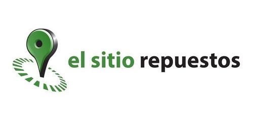 paragolpe trasero p/ peugeot partner 2013 14 15 16 17