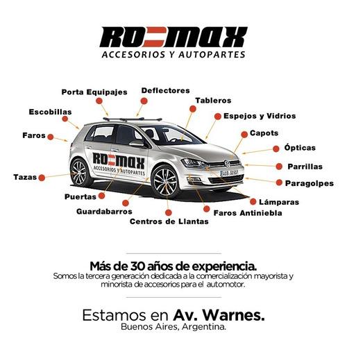 paragolpes delantero ford ranger 2004 a 2009 warnes ro-max