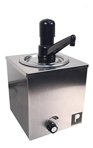 paragon calentador dispensador de salsas restaurantes cine
