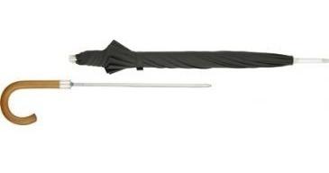 paraguas defensa con estoque