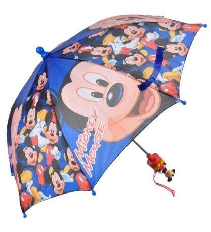 muy bonito mirada detallada super especiales Paraguas Disney Mickey Mouse De Disney