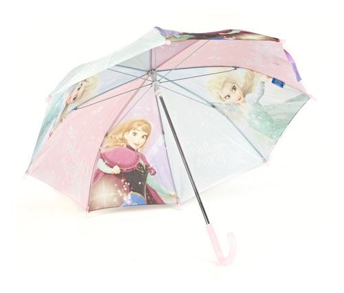 paraguas disney princesas frozen original wabro mundo manias