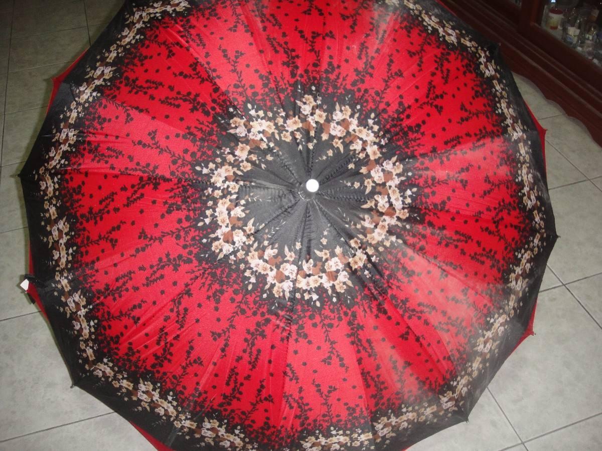 Paraguas doble tela reforzado en mercado libre - Tela de paraguas ...