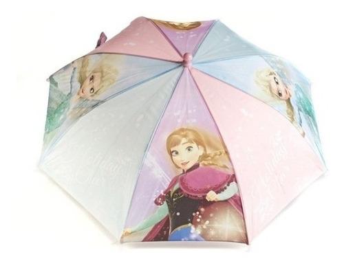 paraguas infantil personajes paw patrol - frozen educando
