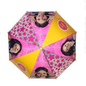 precios grandiosos calidad asombrosa elige lo último Paraguas Infantil Soy Luna Cuotas Mmk P450