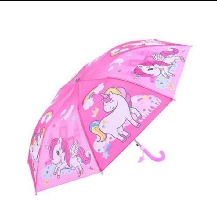 precio asombroso calidad estable precio bajo Paraguas Infantil Unicornio Lluvia Nena Transparente Colores