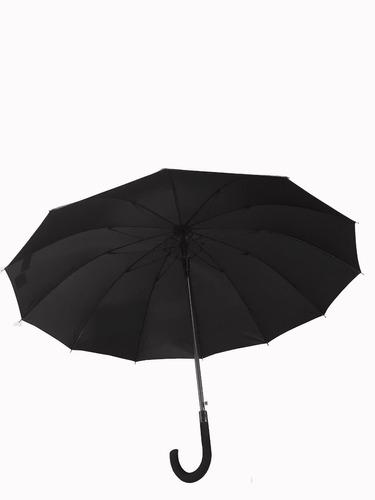 paraguas largo negro