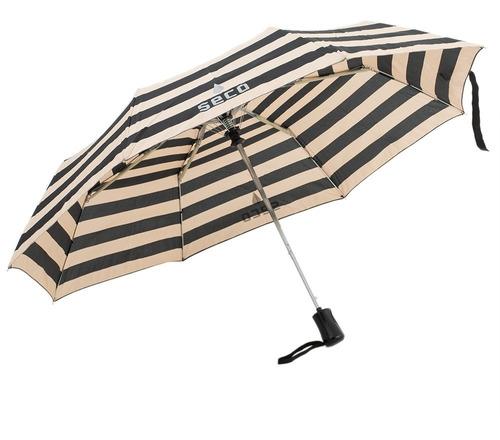 paraguas london rayas blancas