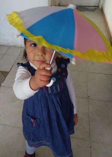 paraguas minirecuerdos