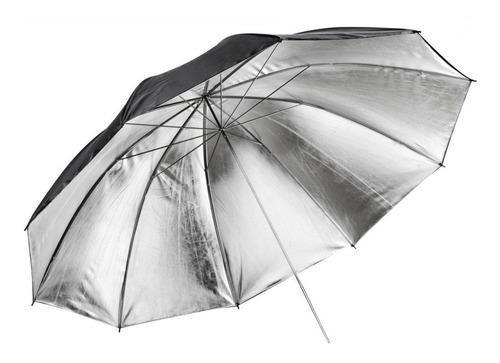 paraguas plateado godox 100cm - compre oficial !