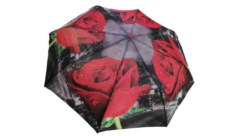 paraguas plegable dama 453 flores