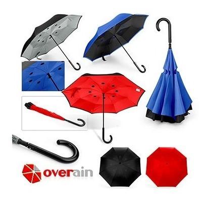 paraguas reversible deluxe 23.