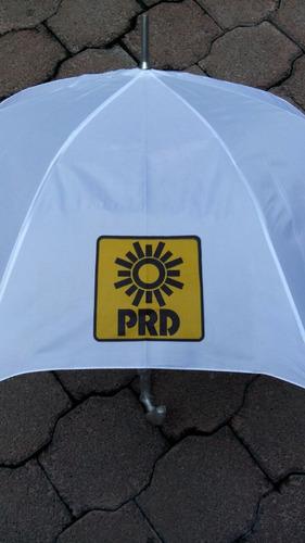 paraguas sombrilla para campañas políticas