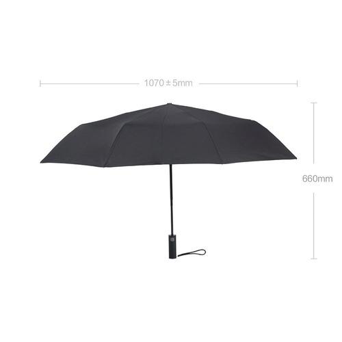 paraguas xiaomi mi automatic umbrella negro