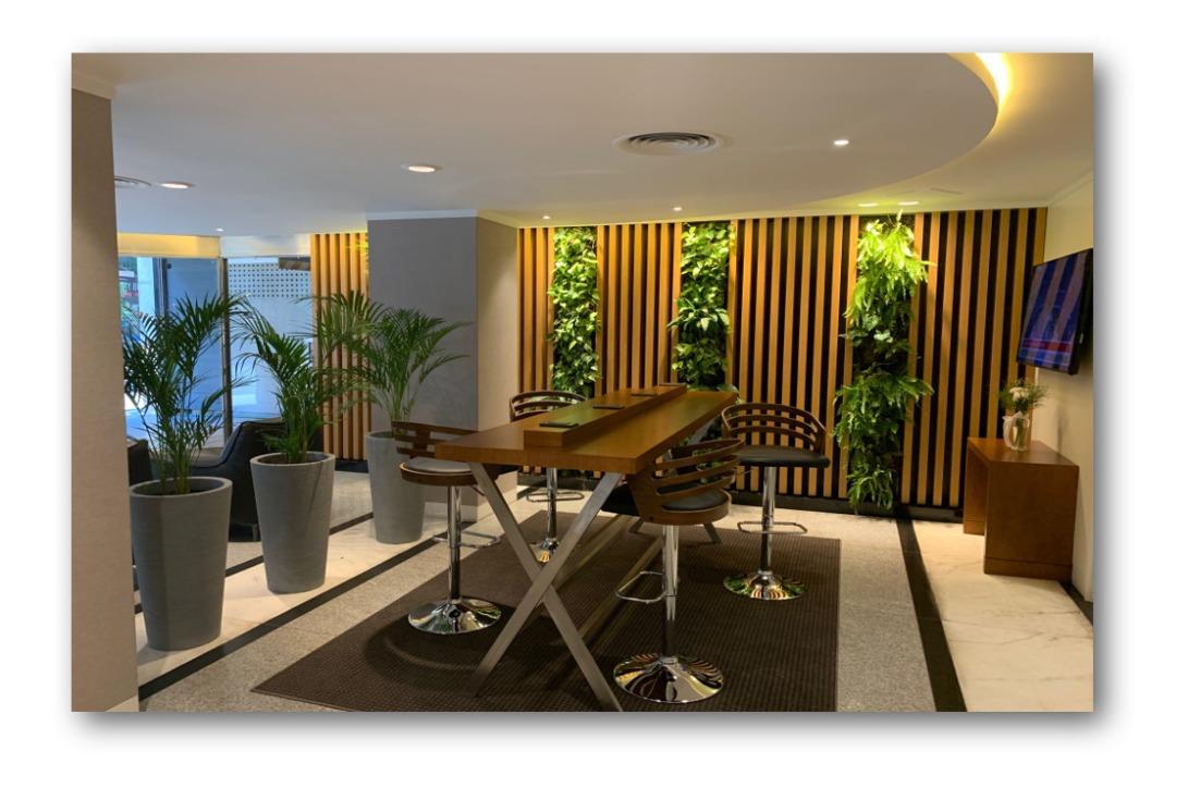 paraguay 733 - caba, alquiler pisos 9°, 10° y 11°