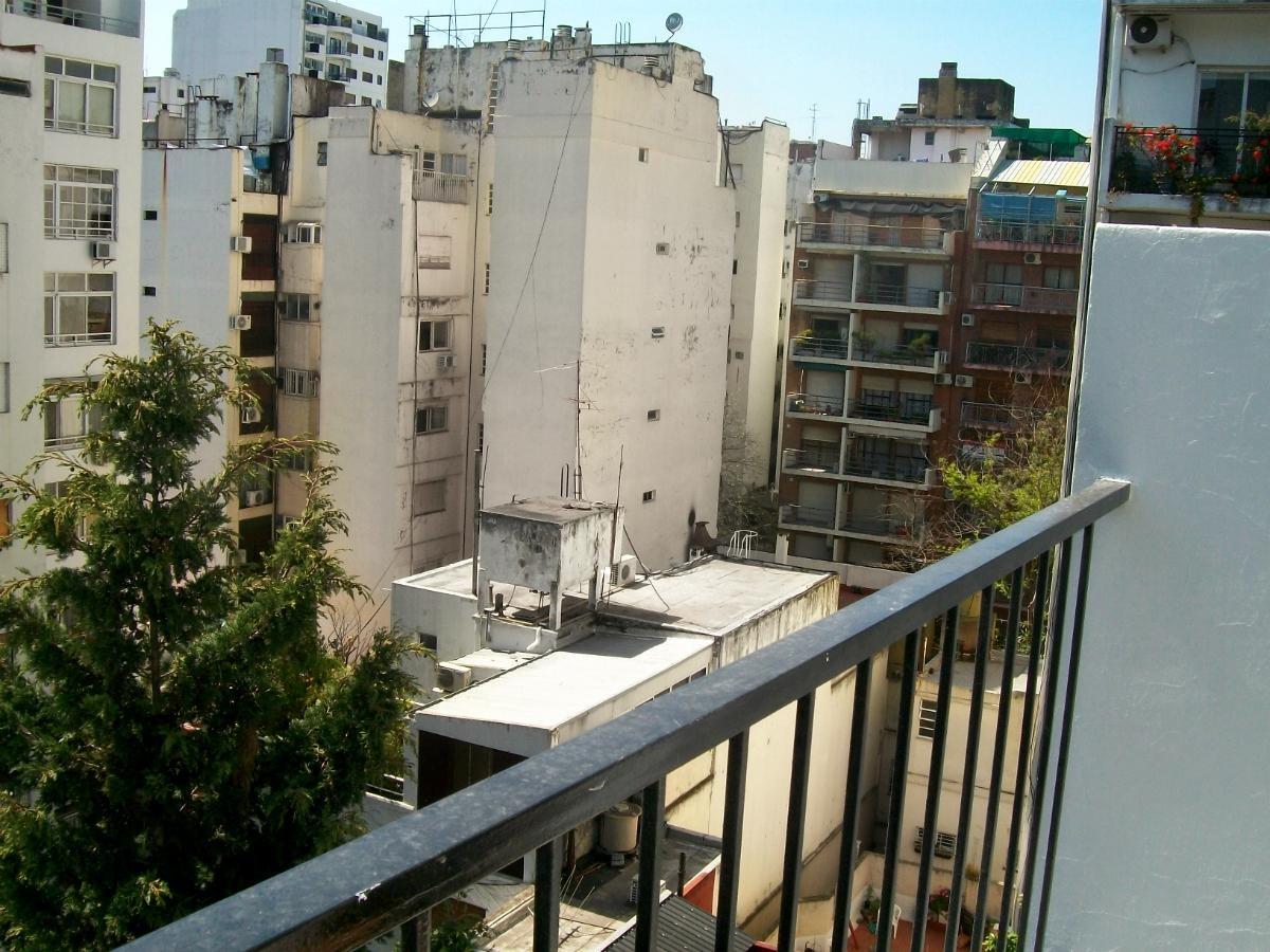 paraguay y vidt-3 amb.,balcón, cfte.-venta-palermo