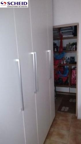 paraíso, 81m², armários, 2 dorm, 1 suite, sala 2 ambientes, próx. ao metrô - mc3854