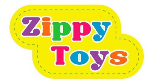 paraíso de animales juguete bañera zippy toys