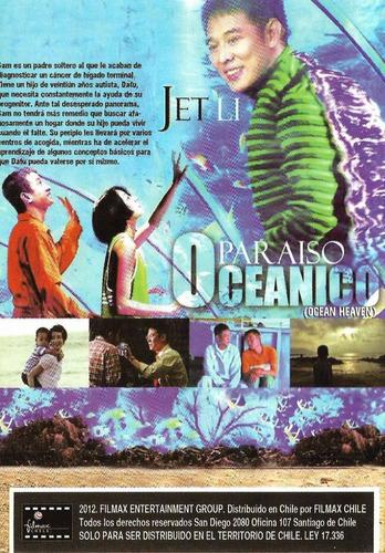 paraiso oceanico con jet li