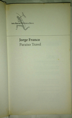 paraíso travel, jorge franco