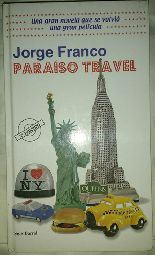 paraíso travel, jorge franco