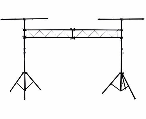 paral andamio para luces y pantalla de minitk truss chauvet