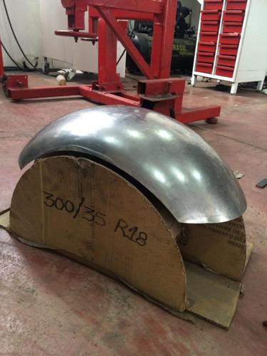 paralama 70cm bobber harley muscle v-rod rocker 300/35 r18