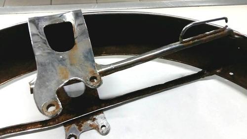 paralama dianteiro cg 125 ml bolinha usado