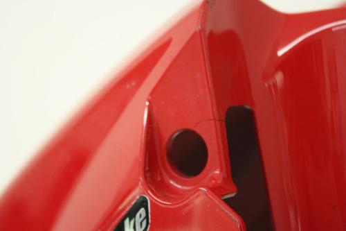 paralama dianteiro cg 150 fan 2015 vermelho