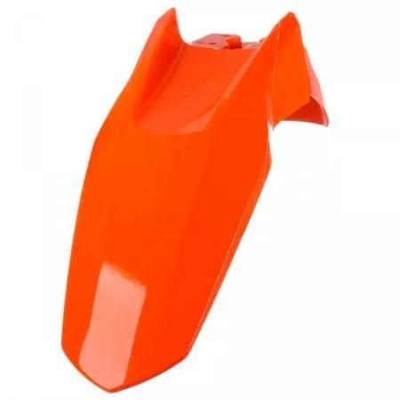 paralama dianteiro honda nxr bros 150 laranja 2011 2012 2013