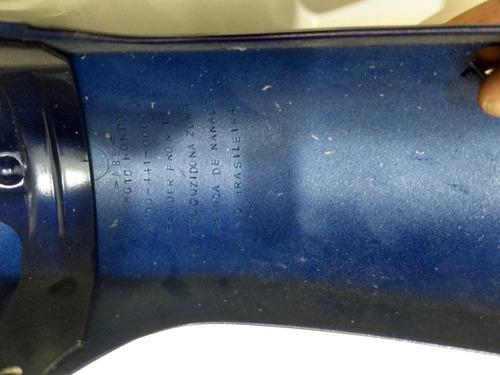paralama dianteiro today 93 94 azul original