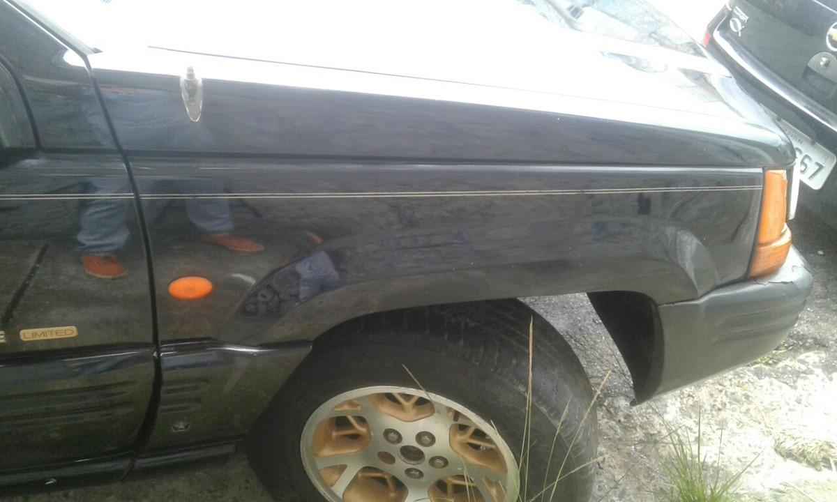 Paralama Direito Jeep Grand Cherokee Limited. Carregando Zoom.