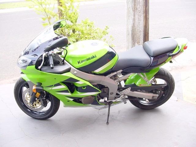 Paralama Kawasaki Ninja Zx 6r 1996 2006 Para Lama Pneu Zx6r