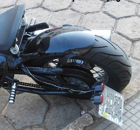 paralama shadow 600 bobber 170/80r15 dragstar boulevard m800