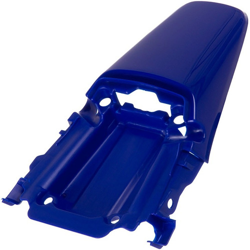 paralama traseiro bros nxr 125/150 2005/06 azul paramotos
