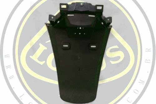 paralama traseiro suporte placa dafra maxsym 400 original sym 50211-t42-001 com nota