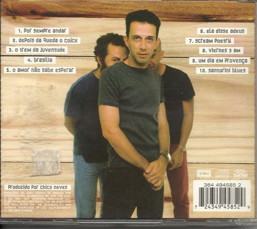 paralamas do sucesso hey na na 1998 cd (ex+/ex+)(brasil)*