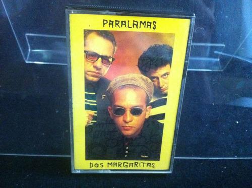 paralamas dos margaritas cassette ca1