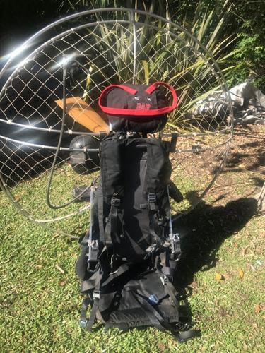 paramotor, pap 1400 - ros 125cc,  para-motor-permuto x moto