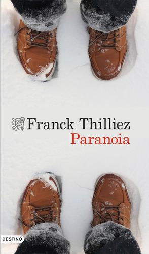 paranoia / franck thilliez (envíos)