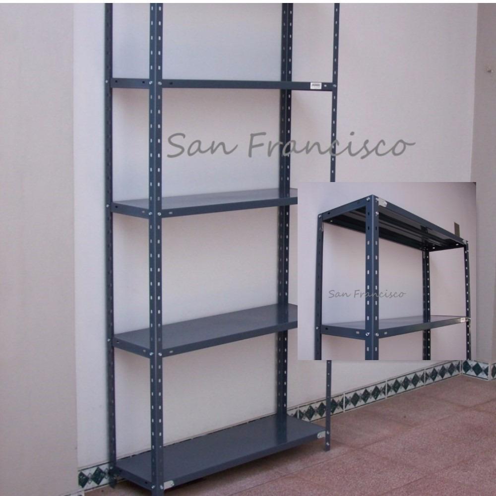 Muebles mecano metalicos obtenga ideas dise o de muebles for Perfiles de estanterias metalicas