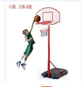 parante-aro de basket regulable portatil