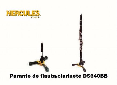 parante de flauta o clarinete ds640bb atril hercules