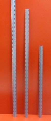 parantes de 2 mtrs ch18 para estanterías metálicas